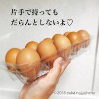 冷蔵庫 卵パック 整理 収納 時短テクニック コツ