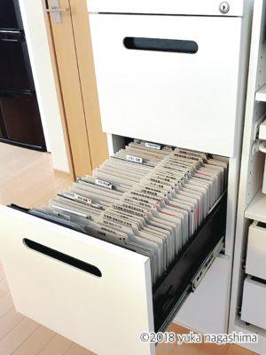 書類整理 バーチカルファイリング 家庭の書類収納 ホームファイリング 分類