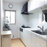 システムキッチン収納のコツは、シンプルに考えること