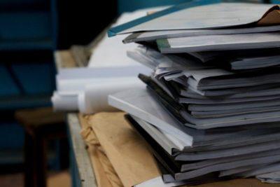 家庭の書類整理 ホームファイリング