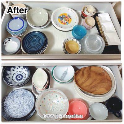 食器の断捨離 横浜市神奈川区の整理収納アドバイザー