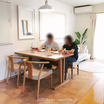 横浜市神奈川区 収納見学つき整理収納オープンハウスレッスン