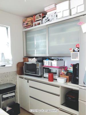横浜市神奈川区 キッチンのお片づけ 整理収納アドバイザー