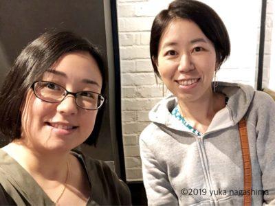 あさイチご出演で大活躍の七尾亜紀子さんと♡