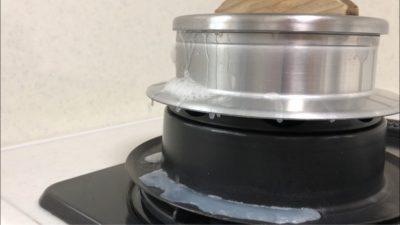 【愛用品】ウルシヤマ金属工業 謹製 釜炊き三昧 でガス炊飯