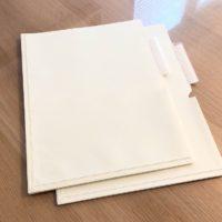 書類をタテに収納したい人に、コクヨ NEOS 個別フォルダー PP製
