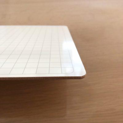 10mm方眼が便利!ダイソー両面ホワイトボード