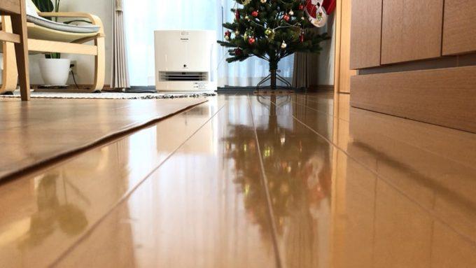 「あ、ラクだわ。」床の水拭きに超便利!スコッチ・ブライト マイクロファイバーモップ FM-B