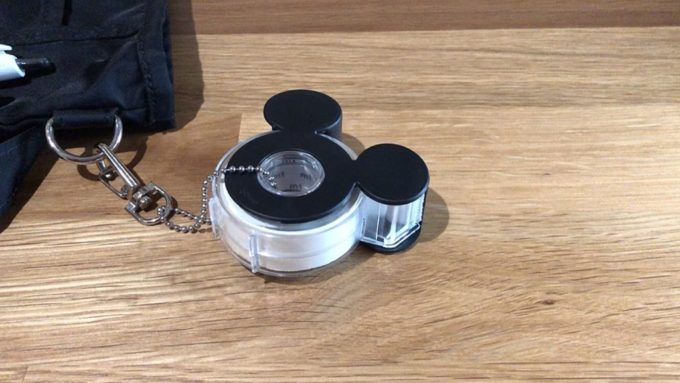 ニチバン テープカッター ミッキーマウス