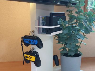 【100均】Nintendo Switchジョイコン用グリップホルダー